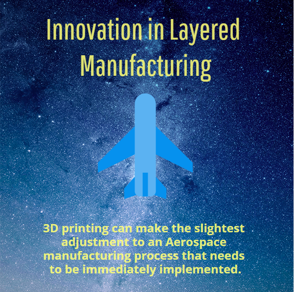 layered manufacturing aka 3D printing in mexican manufacturing process