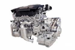 Automotive Industry Mexico engine photo