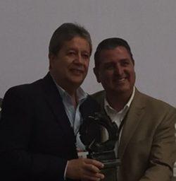 Miguel Hernandez - Director of Operations ZAPA, Jose Antonio Gutierrez Jardon.-  Coahuila's Secretary of Industrial Development