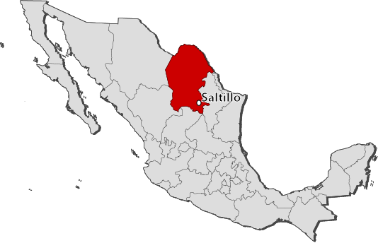 Saltillo Mexico is one of the main manufacturing hubs for the country