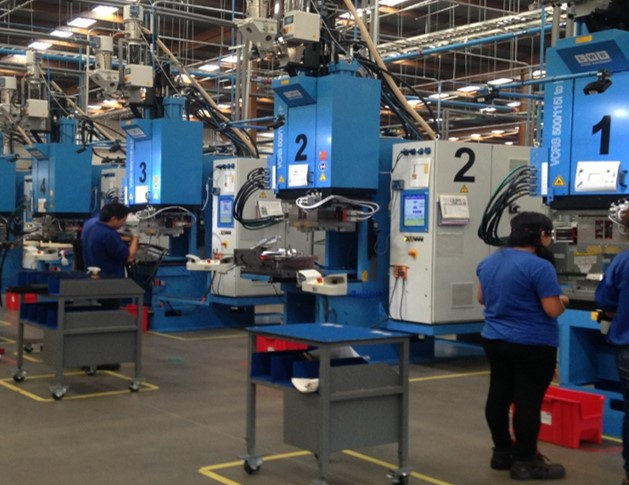 plastics injection molding industry in Mexico