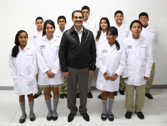 Metromatematicas and Mexico Aerospace Workforce Training