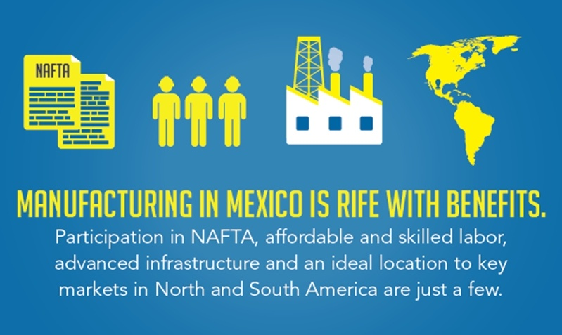 Manufacturing in mexico is rife with benefits like skilled labor, favorable trade agreements, and advanced infrastructure just to name a few.