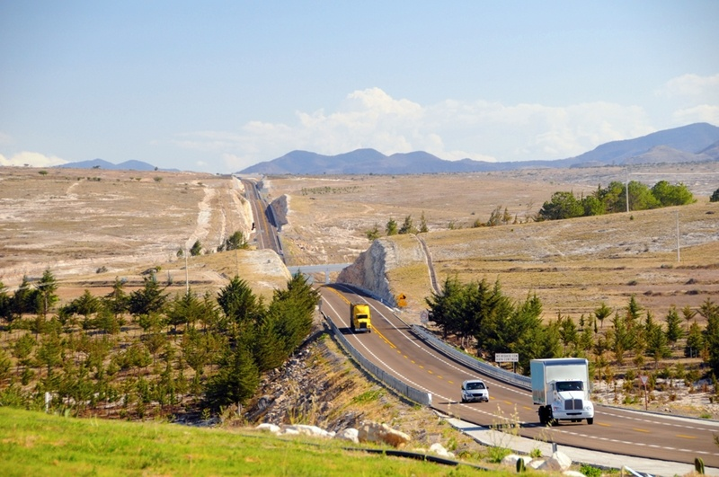 Transportation infrastructure is an important consideration for any site in Mexico.