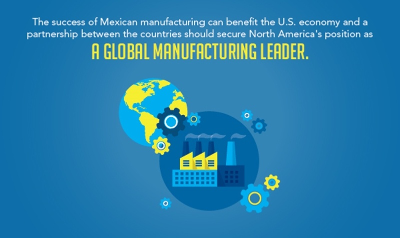 Manufacturing partnerships can create a competitive advantage in the global economy