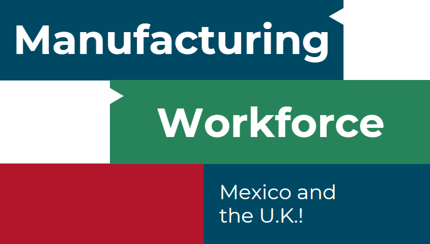 State of The Manufacturing Workforce in Mexico and The U.K.